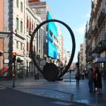 Nějaké umění v ulicích