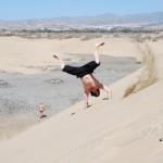 Blbnutí na dunách