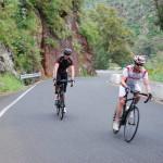 Cyklisti Pavel a Honza