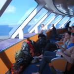 Na palubě trajektu
