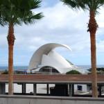 Auditorium de Tenerife v Santa Cruz de Tenerife