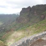 Výled na vesničku Masca