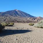 Poslední ohlédnutí za Pico del Teide
